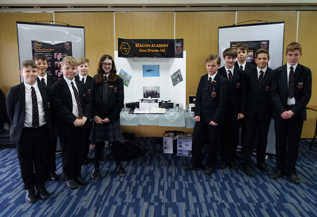STEM Club Mid Sussex Drone Challenge for web
